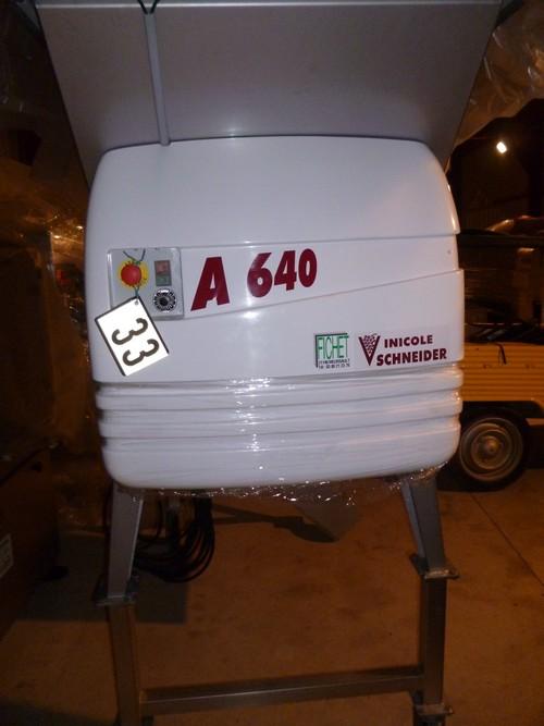 Fichet SARL - EGRAPPOIR SCHNEIDER A640