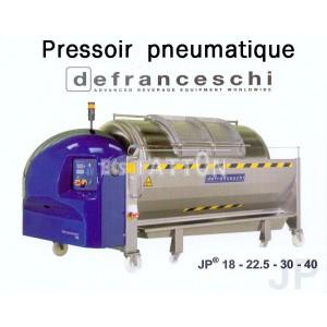 Fichet SARL - Pressoir pneumatique